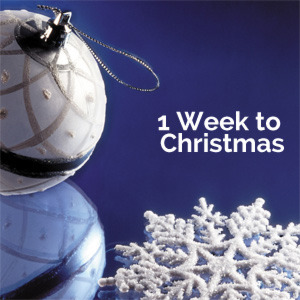 Kegel8 Christmas Countdown - 1 Week to Christmas!