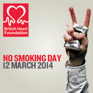 No Smoking Day 2014 at Kegel8