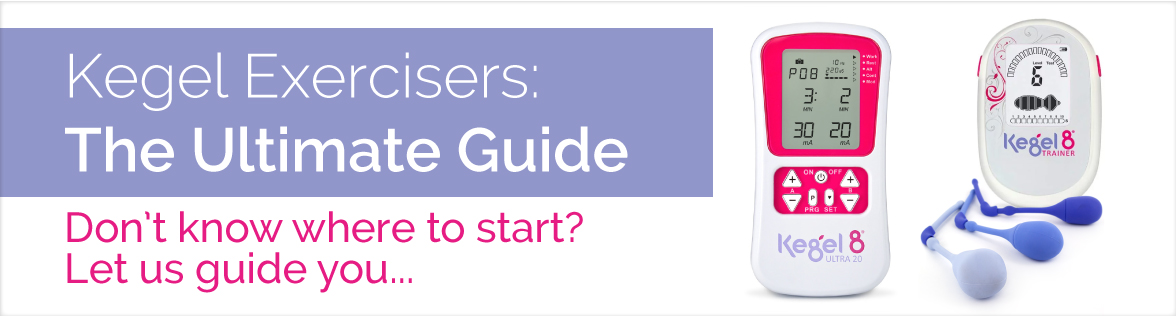 Header Image for Kegel Exercisers: The Ultimate Guide page