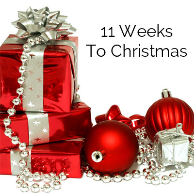 11 Weeks to Christmas With The Kegel8 Christmas Countdown