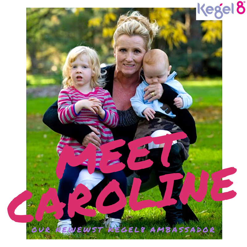 Meet Caroline... Our Newest Kegel8 Ambassador