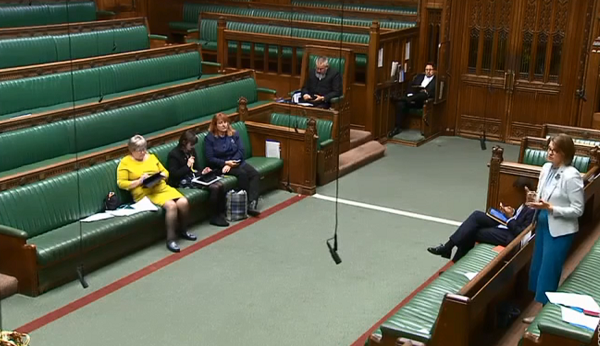 Making Menopause Matter in the House of Commons