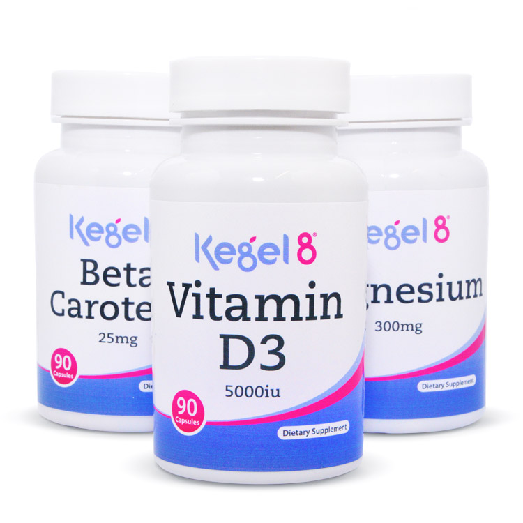 Kegel8 Supplement Launch to go Hand-in-Hand with Pelvic Health