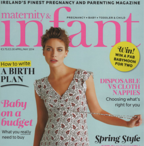 Kegel8 Featured In Maternity & Infant Magazine