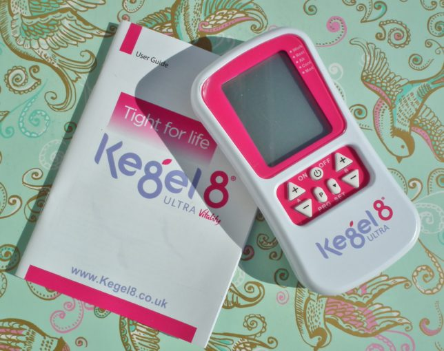 """Incredibly Positive Results from the Kegel8 Ultra Vitality Toner"""