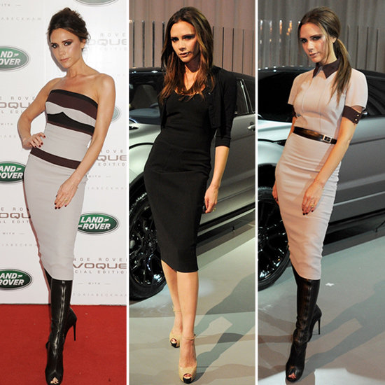 Do You Butt Tuck Like Victoria Beckham?