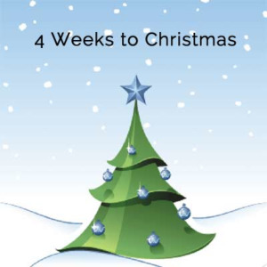 Kegel8 Christmas Countdown – 4 weeks to Christmas