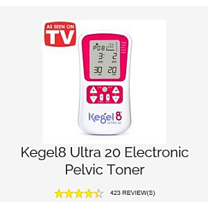 Kegel8 Ultra 20 - Life Changing Review