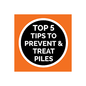 5 Top Tips to Treat & Prevent Haemorrhoids