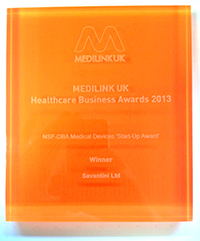 National Success for Kegel8 - Medilink Business Healthcare Awards