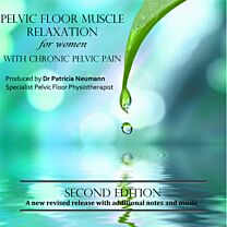 Michelle Kenway Pelvic Floor Relaxation CD for Women 1