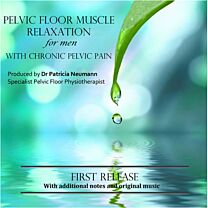 Michelle Kenway Pelvic Floor Relaxation CD for Men 1