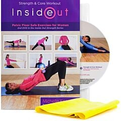 Michelle Kenway - Strength and Core DVD with Exercise Band 1
