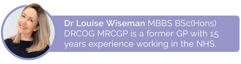 Dr Louise Wiseman
