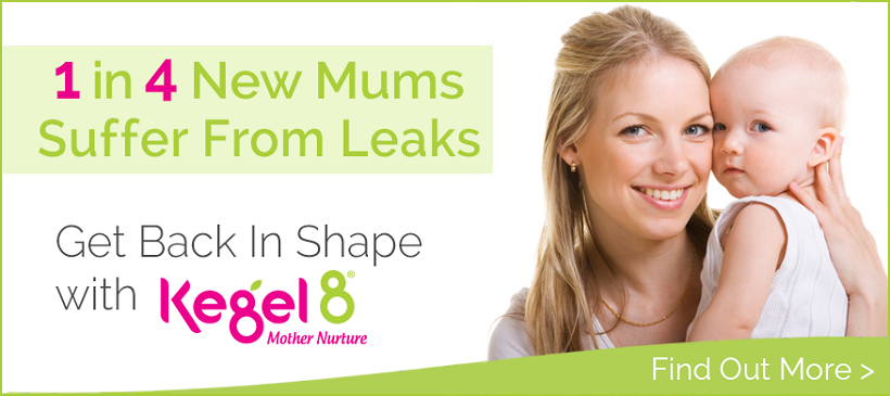 Try the Kegel8 Mother Nurture Before and After Pregnancy!