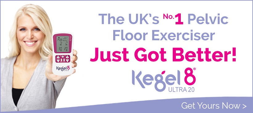 Try the Kegel8 Ultra 20 Electronic Pelvic Toner today!