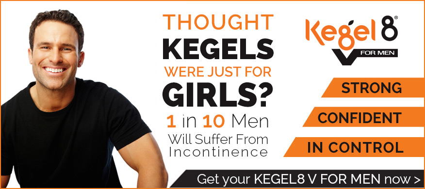 Kegel8 V For Men Can Help You Master Pelvic Floor Exercises.
