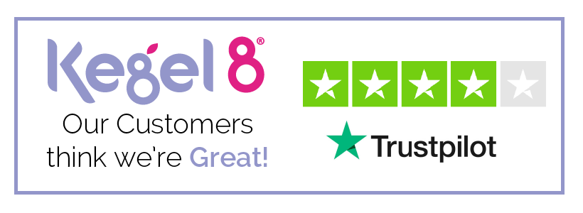 Kegel8 Trustpilot Rating