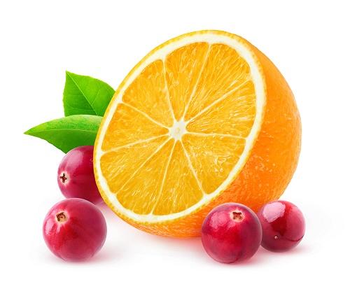 Cranberry and Orange
