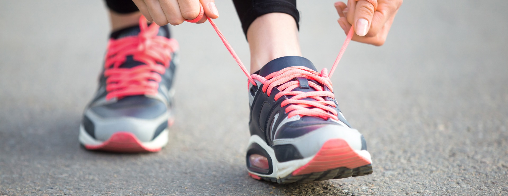 Get your feet measured before you try and squeeze back into your old shoes; they tend to increase in size during pregnancy. A pair of well-fitting trainers also results in greater ankle stability.