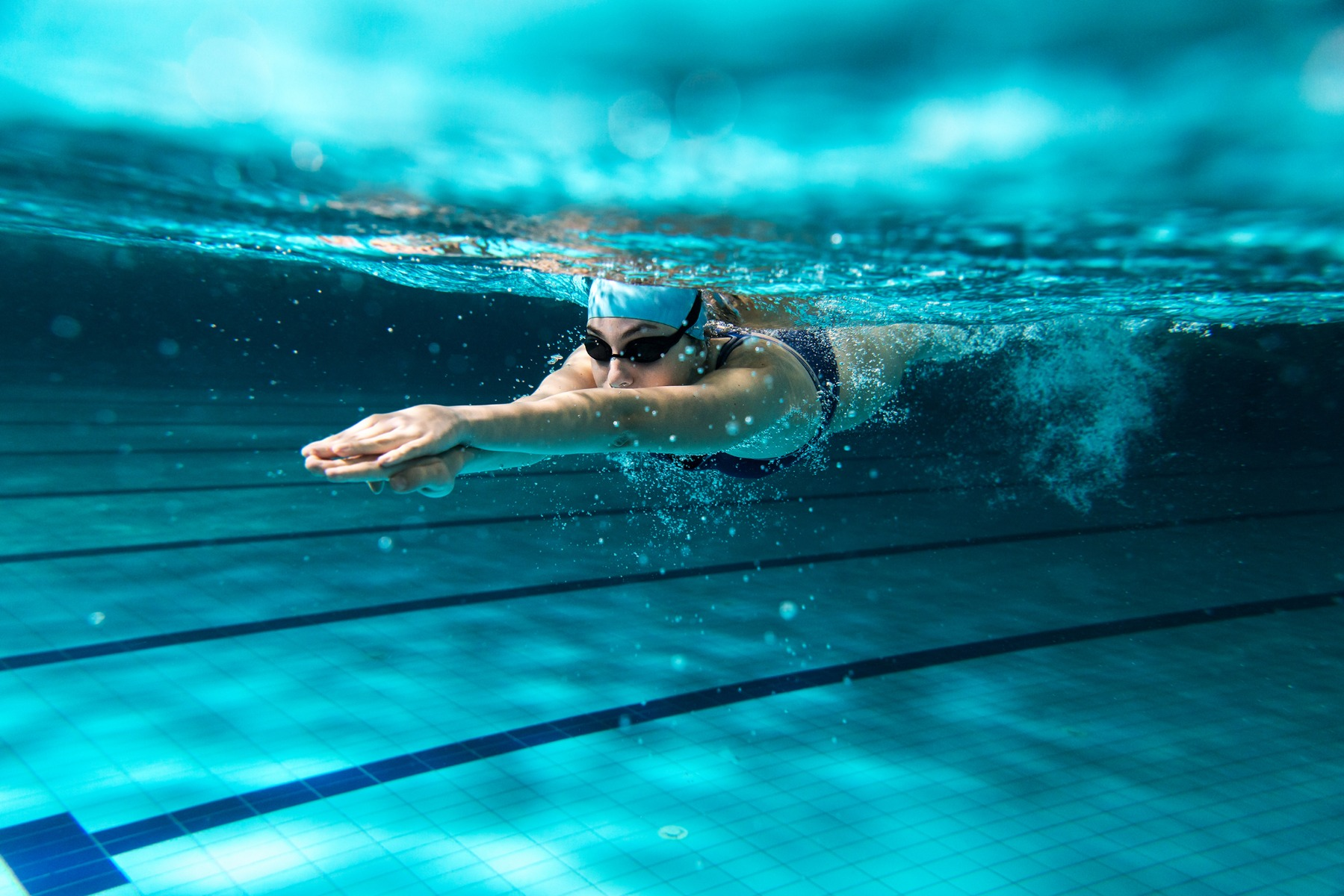 Swimming is a great exercise to maintain a healthy lifestyle whilst reducing the pressure on your prolapse.