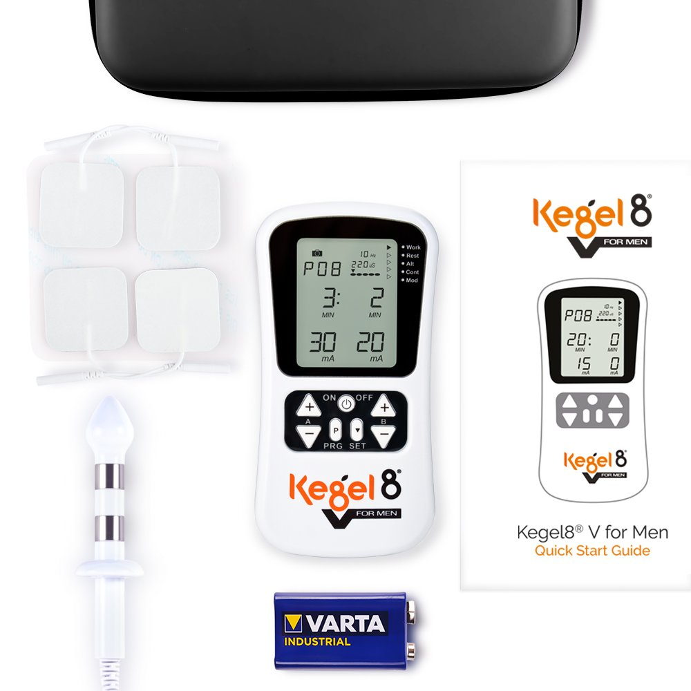 Kegel8 V For Men Contents
