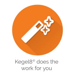 Kegel8 Does The Work For You