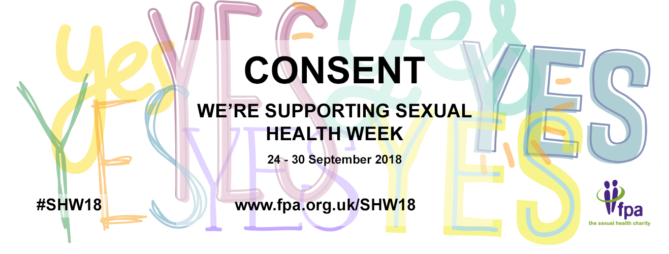 Sexual Health Week 2018