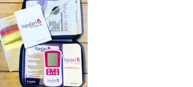 Kegel8 Ultra 20 Electronic Pelvic Toner Pack - Sophie Claus