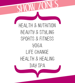 Zones at the Vitality Show 2013