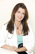 Dr Dawn Harper of Channel 4's Embarrassing Bodies