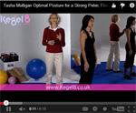 Tasha Mulligan Optimal Posture for a Strong Pelvic Floor