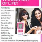 Kegel8 Pelvic Toners Featured in 'Best' Magazine