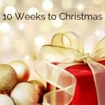 10 Weeks To Christmas - Kegel8 Christmas Countdown