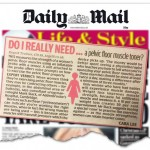 Kegel8 Trainer Featured In The Daily Mail