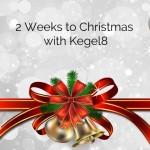 Kegel8 Christmas Countdown – It's 2 Weeks to Christmas