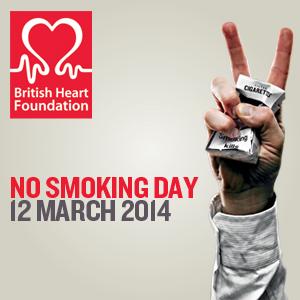 No Smoking Day 2014