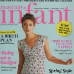 Kegel8 Featured In Maternity & Infant Magazine