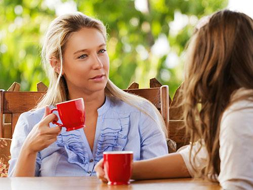 women-chatting