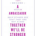 Join Us and become a Kegel8 Ambassador
