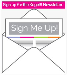 Subscribe to the Kegel8 newsletter
