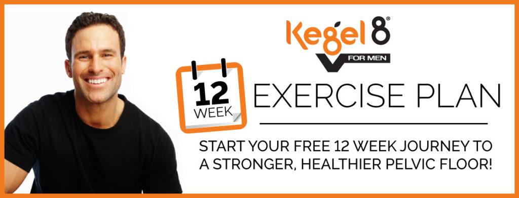 Free 12-week exercise plan