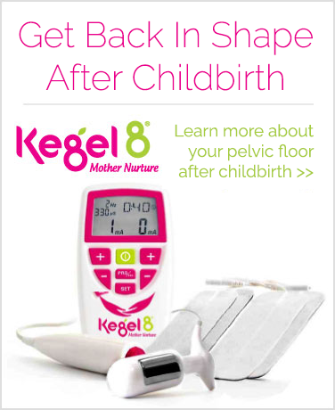 1 in 4 New Mums Suffer From Leaks - Kegel8