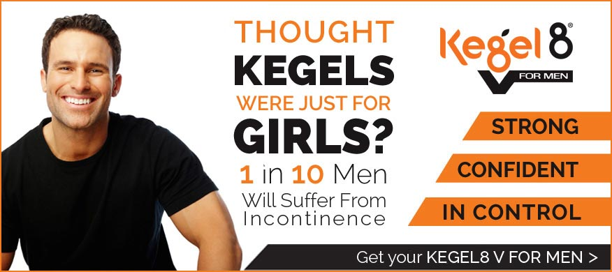Kegel8 V For Men - Thought Kegels Where Just For Girls?