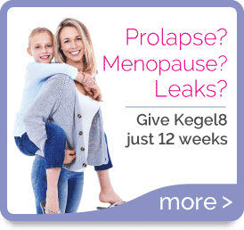 Treat Prolapse, Menopause and Leaks