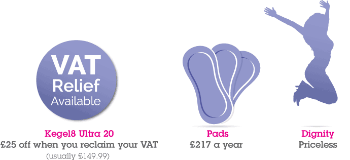 Save money with Kegel8